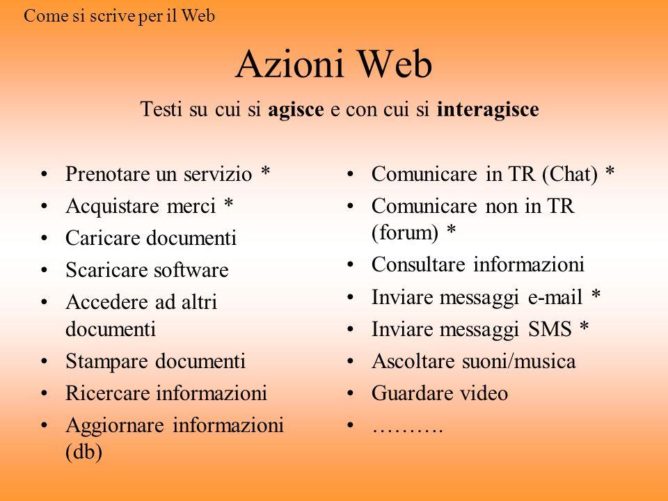 Linterfaccia uomo-macchina Linterfaccia utente nel software e nel Web (interattività) Software: menu, pulsanti, messaggi di sistema e di errore, icone