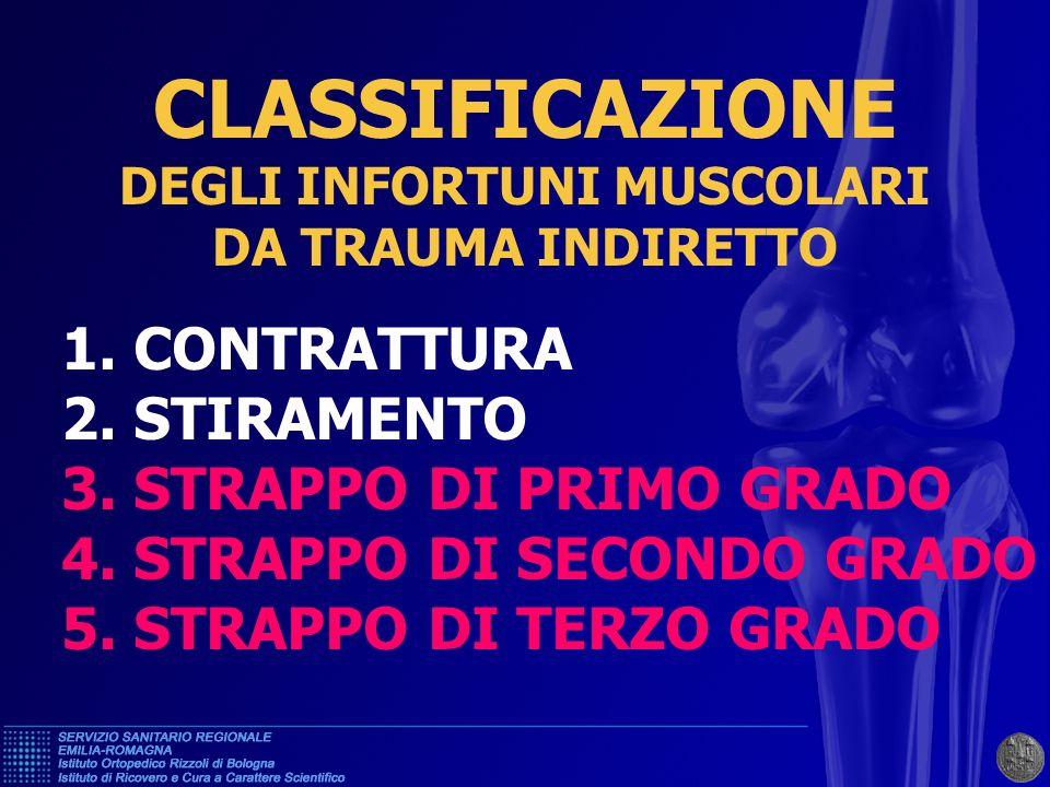 Criteri classificativi ANAMNESTICO / CLINICO ANATOMO PATOLOGICO ECOGRAFICO
