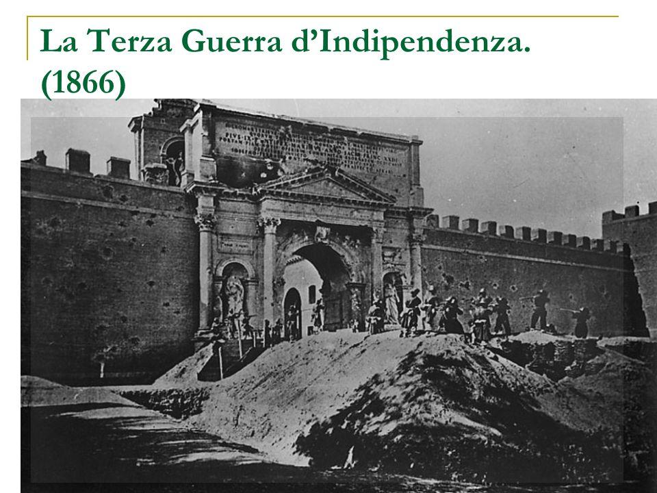 La Terza Guerra dIndipendenza. (1866)