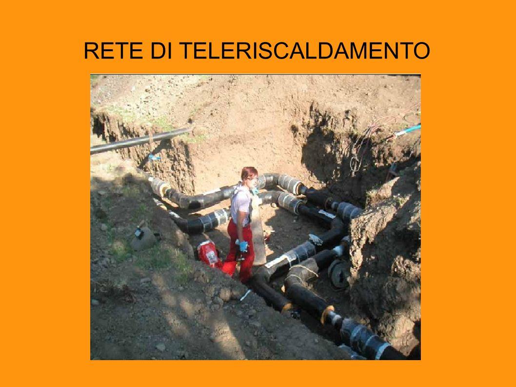 RETE DI TELERISCALDAMENTO
