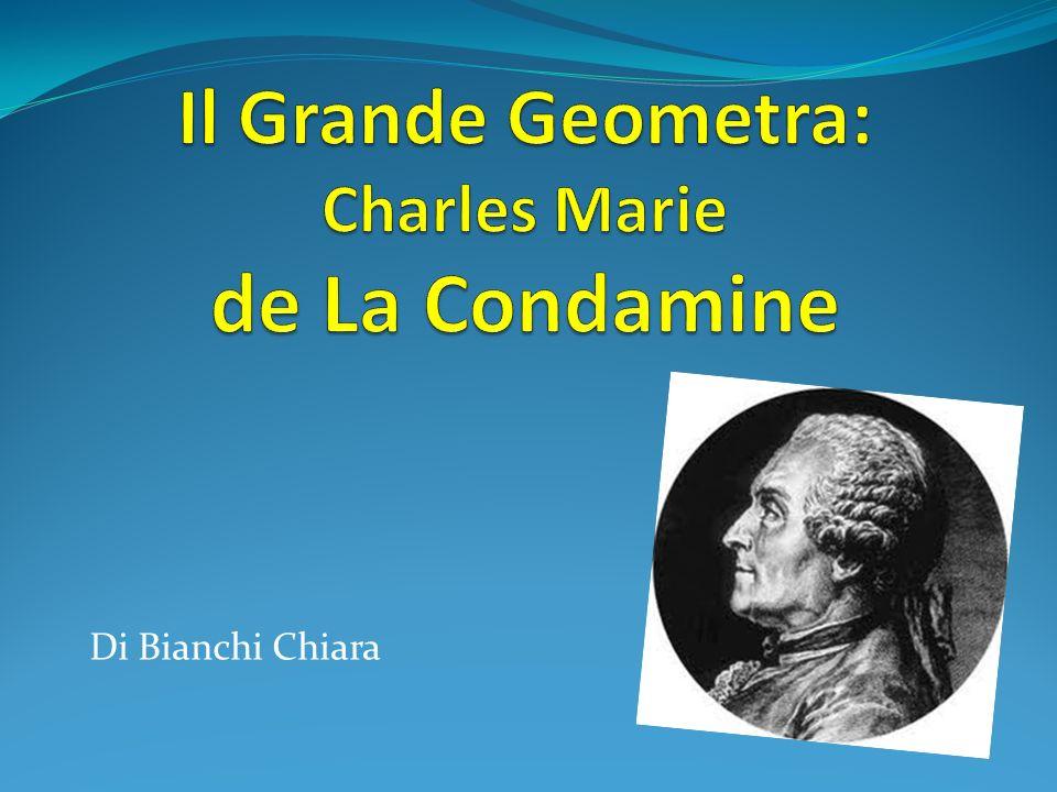 Chi è Il Genio che ho deciso di presentare è un matematico e geografo francese, che fece anche alcune importanti ricerche nel campo della geodesia, una disciplina che si occupa della misura e della rappresentazione della Terra.
