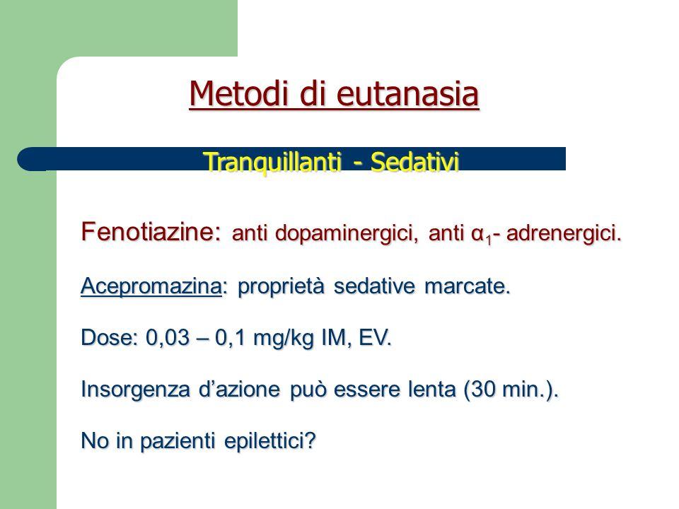 Benzodiazepine: Ansiolitici, ipnotici, anticonvulsivanti ( recettore specifico sui GABA).