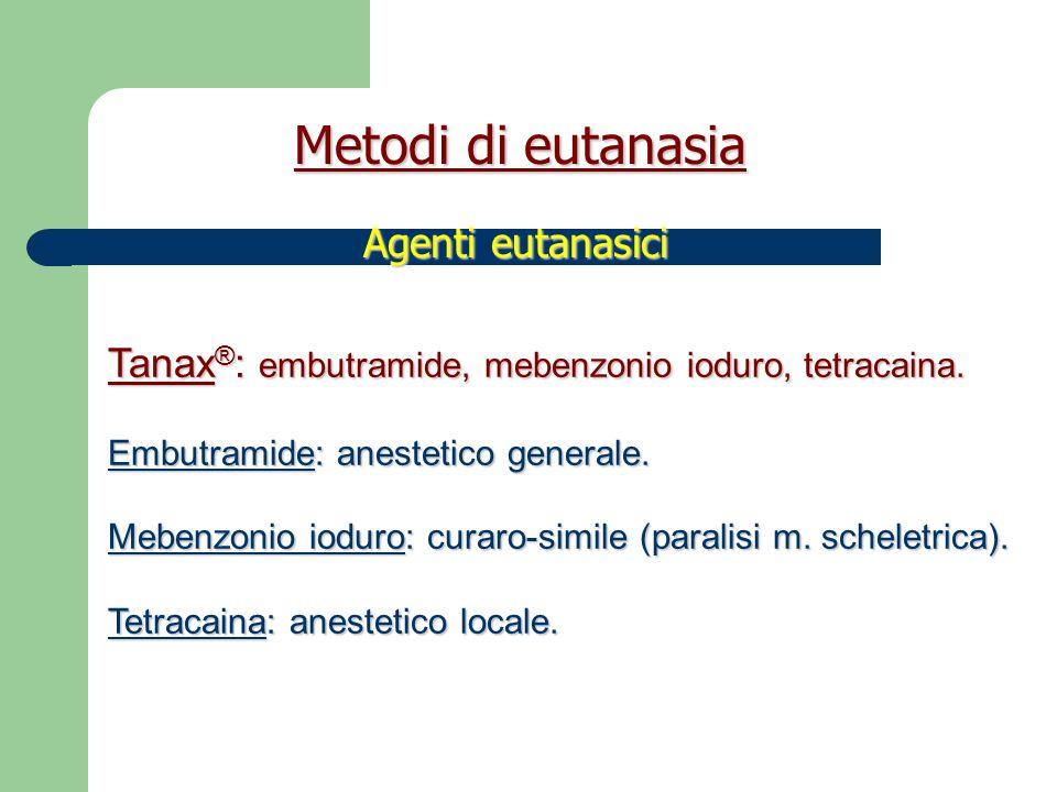 Tanax ® : posologia e modalità dimpiego.