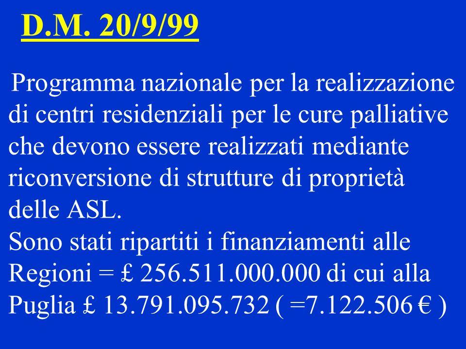 Assistenza residenziale e domiciliare Assistenza domiciliare…………..4.786 Assistenza residenziale………… 1.145 Assistenza complessiva 5.931