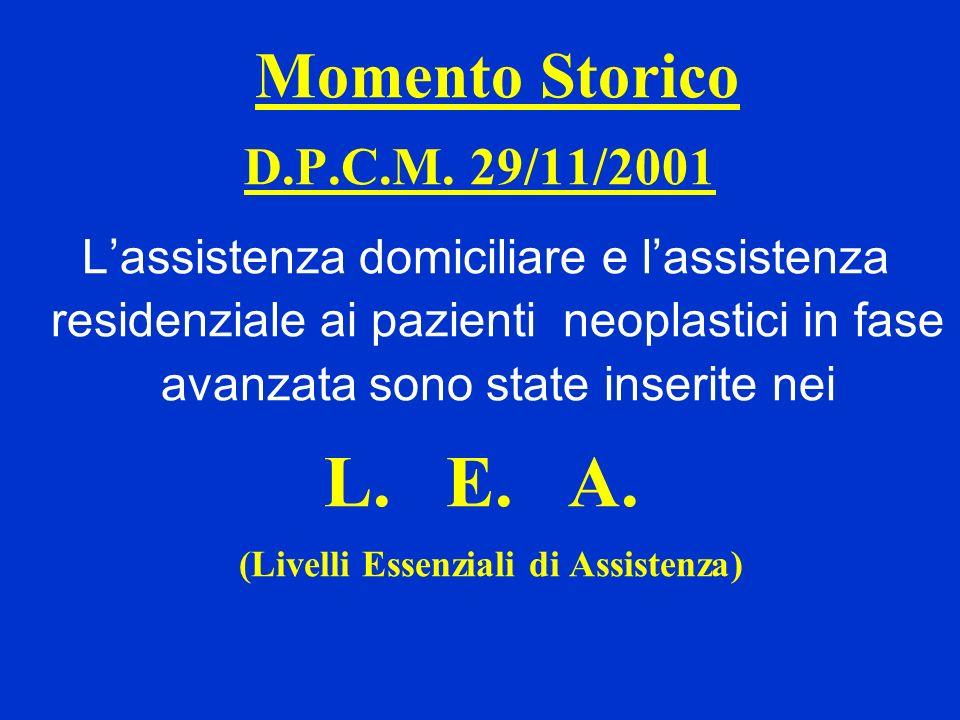 Momento Storico D.P.C.M.