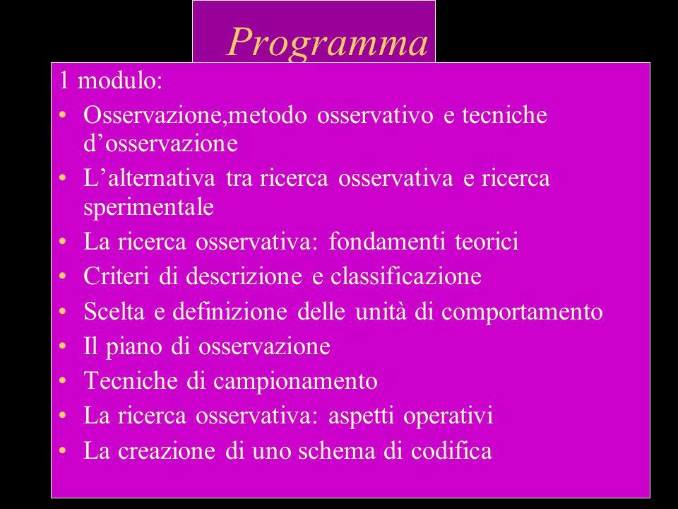 Tecniche dosservazione del comportamento infantile Prof. Marina Pinelli b.go Carissimi, 10 43100 Parma tel. 0521904830 e-mail: mpinelli@unipr.it