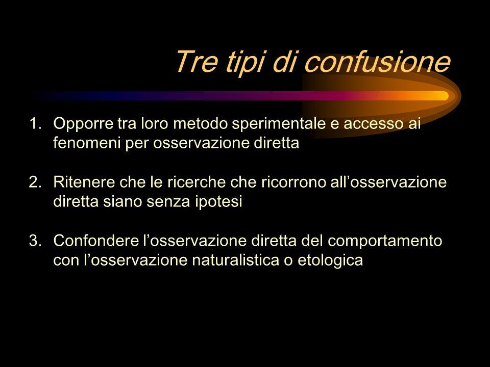 Il calcolo dellaffidabilità dipende dal tipo di misura Scale a intervallo = coefficiente di correlazione Scale ordinali = coefficiente di concordanza (Kendall)