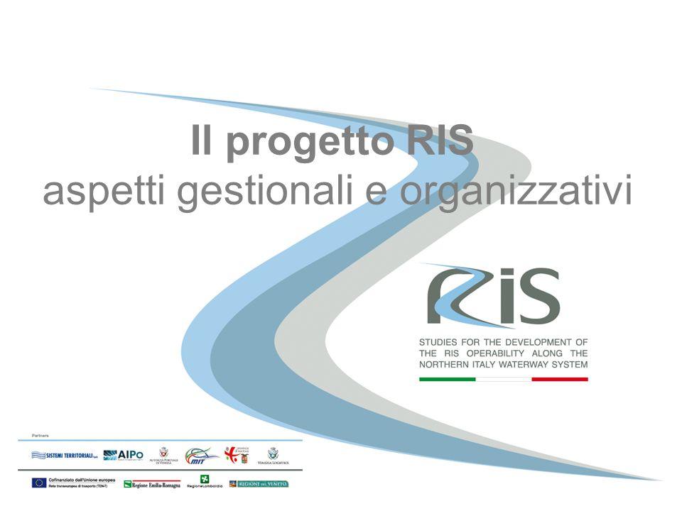 Il progetto RIS aspetti gestionali e organizzativi