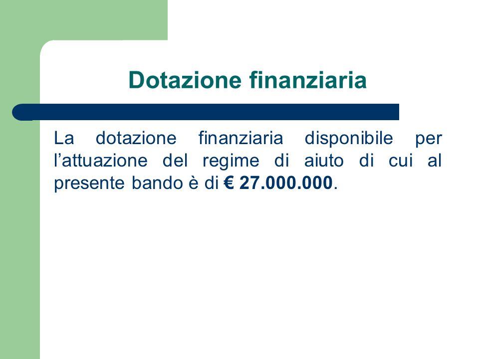 Soggetti Beneficiari I soggetti ammissibili alle agevolazioni, così come individuati nei Requisiti di ammissibilità e criteri di selezione del PO FESR Sicilia, adottati con Deliberazione della Giunta regionale n.