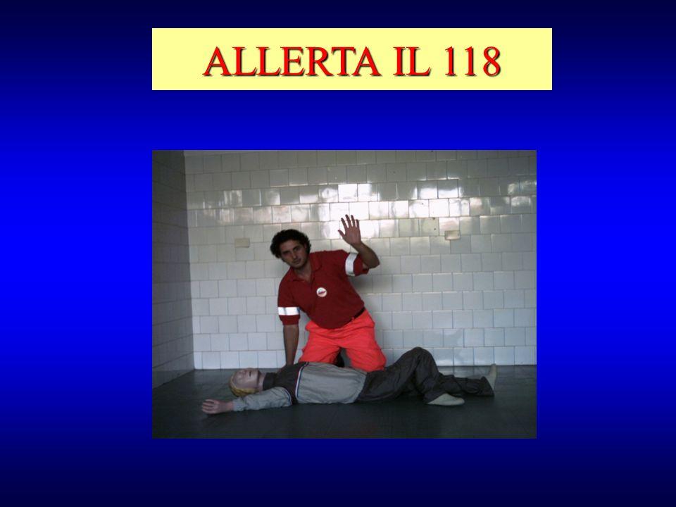 ALLERTA IL 118