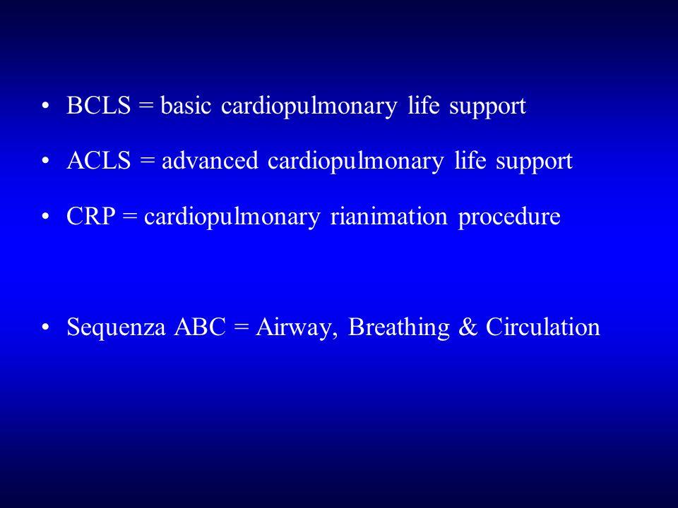 La catena della sopravvivenza soccorso supportorilancio stabilizzazione ALLARME immediato CPR precoce DE precoce RIANIMAZIONE cardiaca avanzata