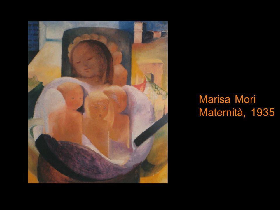 Marisa Mori Maternità, 1935