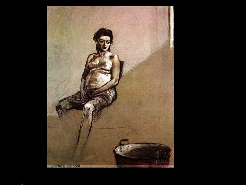 Alberto Sughi – Donna incinta, 1981 Alberto Sughi – Donna incinta, 1981