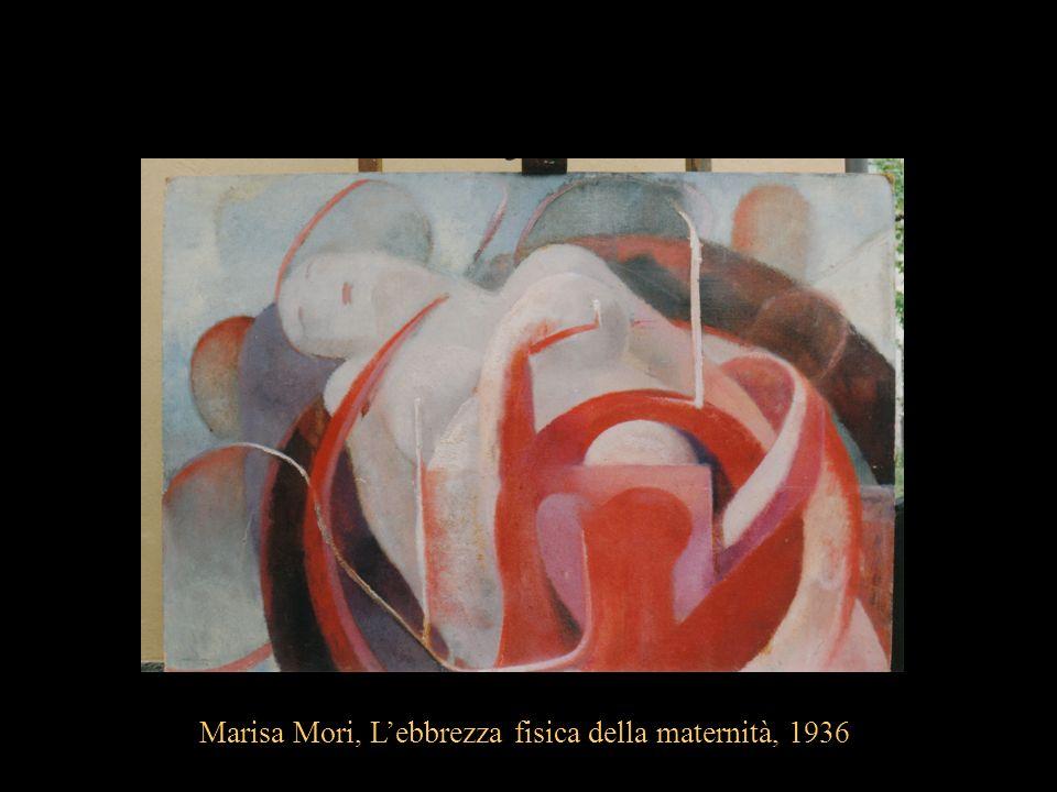 Marisa Mori, Lebbrezza fisica della maternità, 1936