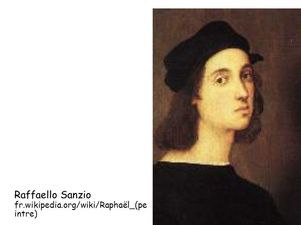 Raffaello Sanzio fr.wikipedia.org/wiki/Raphaël_(pe intre)