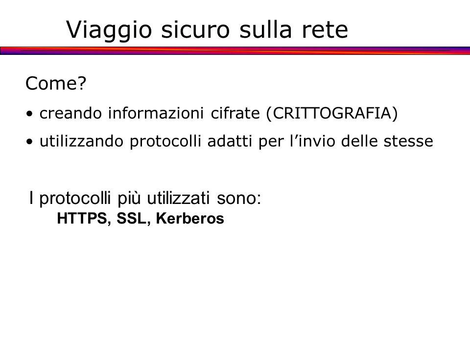 Il Funzionamento (1a fase – AS(2)) AS – Authentication Server 2.