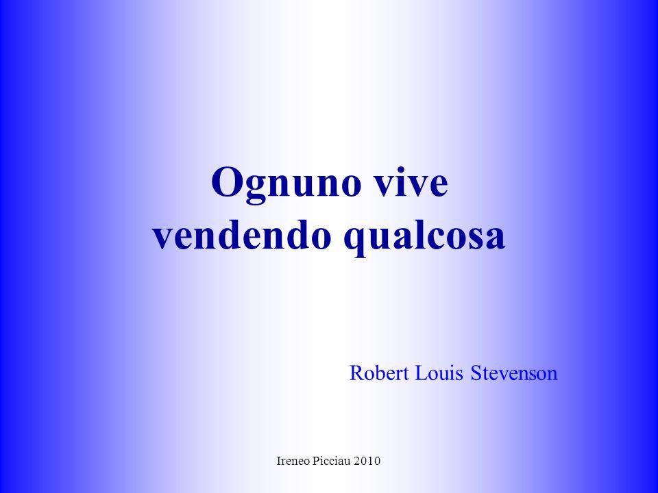 Ireneo Picciau 2010 TECNICHE DI VENDITA Oristano 1-2 Dicembre 2010