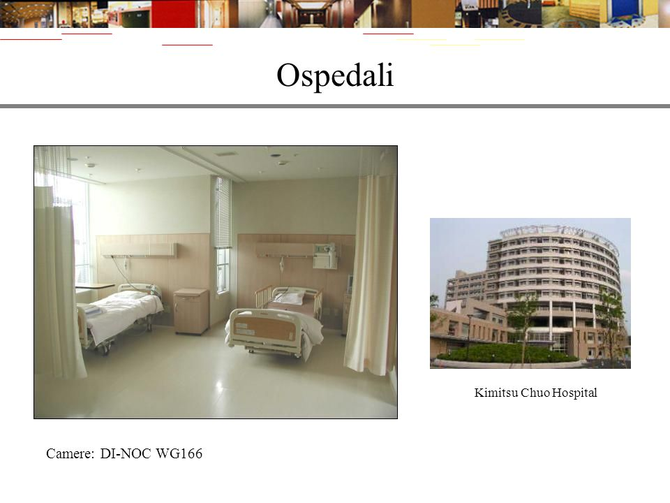 Ospedali Kimitsu Chuo Hospital Camere: DI-NOC WG166