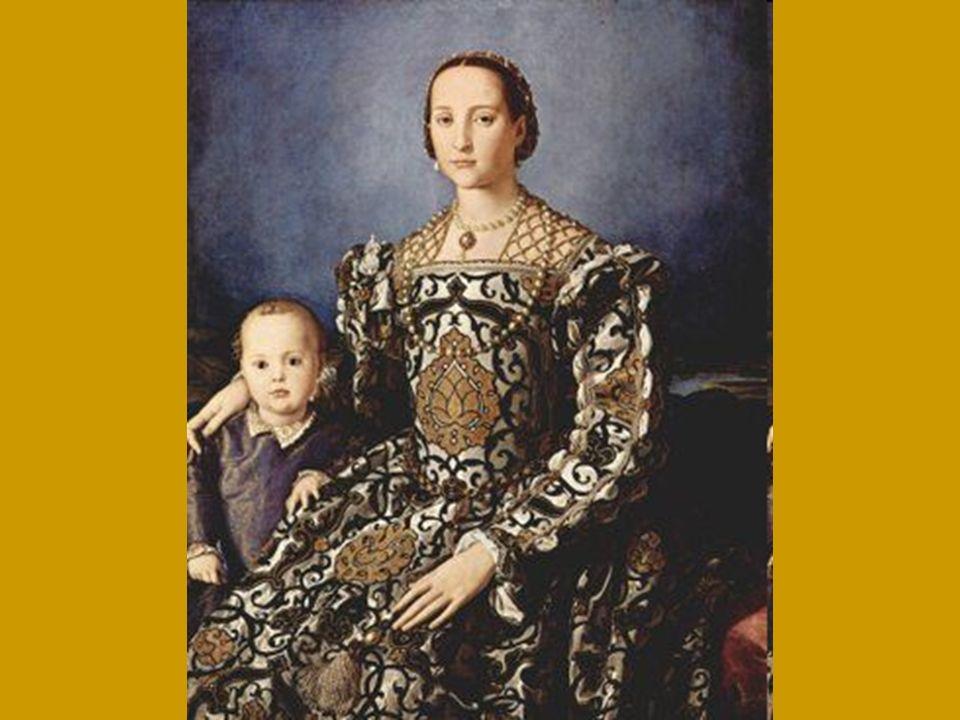Eleonora di Toledo y suo figlio Giovanni Ritratto dipinto da Agnolo Bronzino nellanno 1545 www.google.it click: immagini (upper left) Eleonora di Toledo con il figlio Giovanni