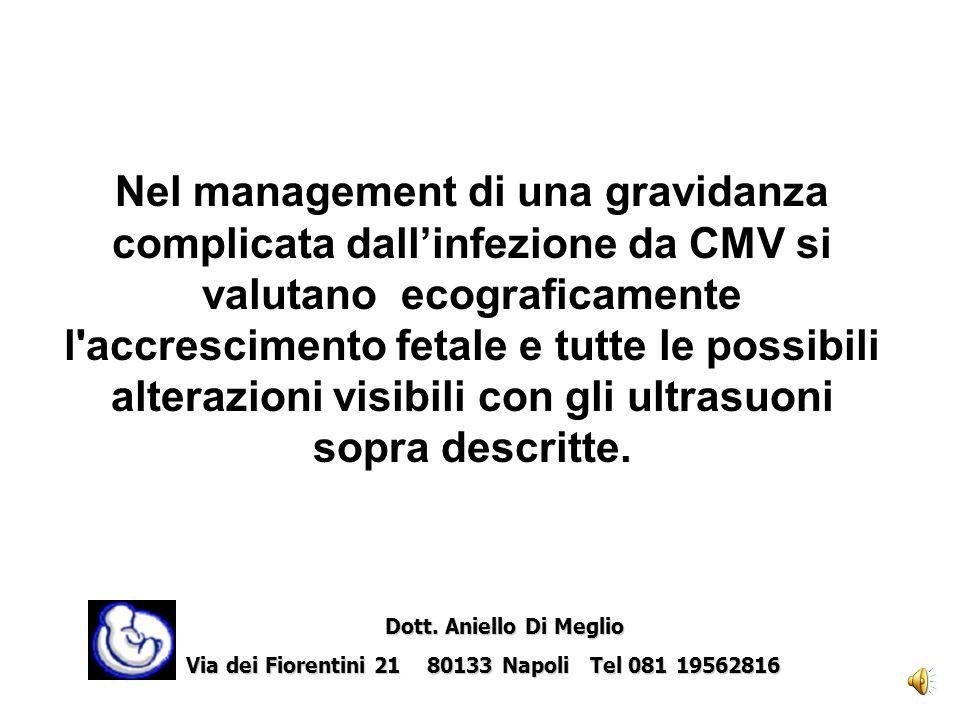 TERAPIA L'impiego di antiretrovirali specifici, quali il ganciclovir, è in fase di sperimentazione. Dott. Aniello Di Meglio Via dei Fiorentini 21 8013