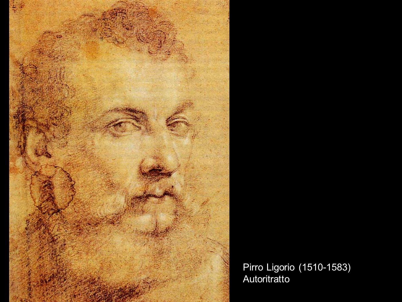 Pirro Ligorio (1510-1583) Autoritratto
