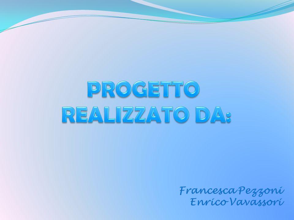 Francesca Pezzoni Enrico Vavassori