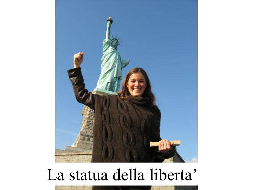 La statua della liberta