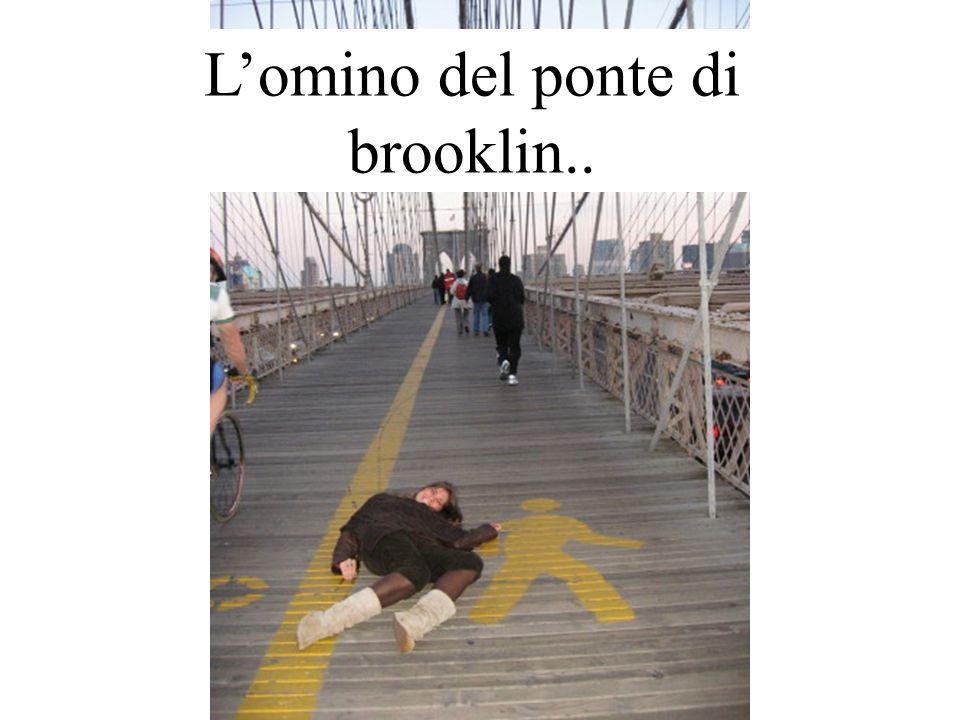 Lomino del ponte di brooklin..