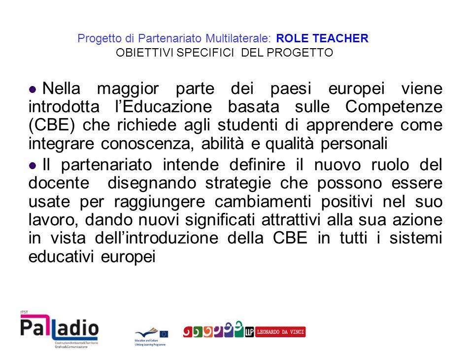 24 Progetto di Partenariato Multilaterale: ROLE TEACHER Sajokaza (Miskolc) 10-12 febbraio 2011: linsegnante come professionista un ragazzo razzista ruba un libro ad un ragazzo immigrato.