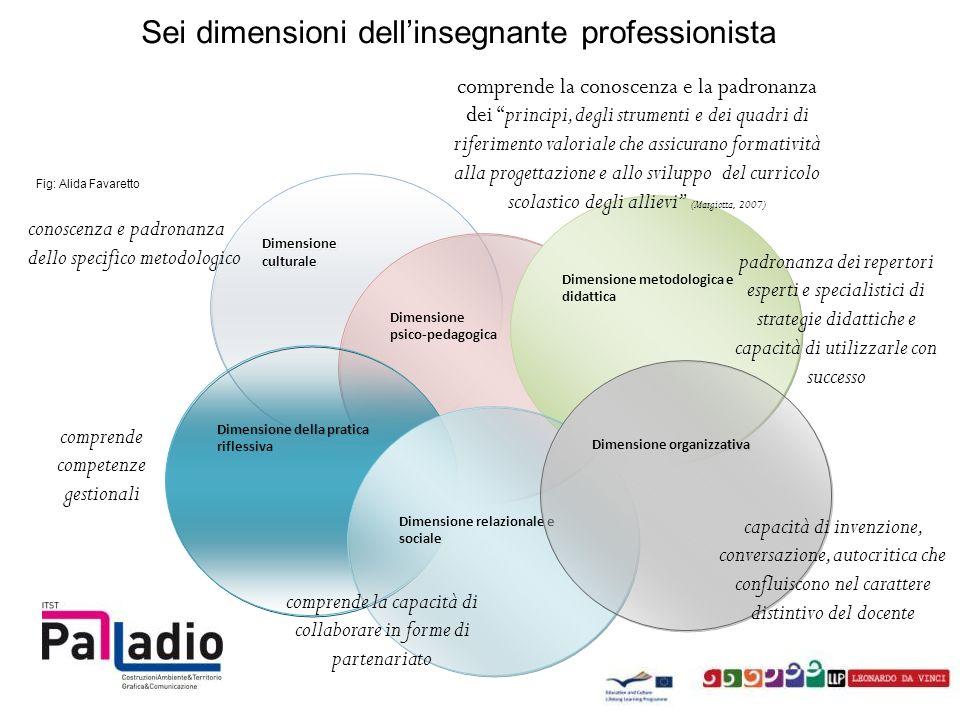 6 Fig.Margiotta, 2007 Riflettere sulle pratiche professionali (ed analizzare gli effetti).