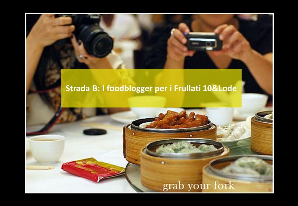 nowavailable per Chiquita19 Strada B: I foodblogger per i Frullati 10&Lode