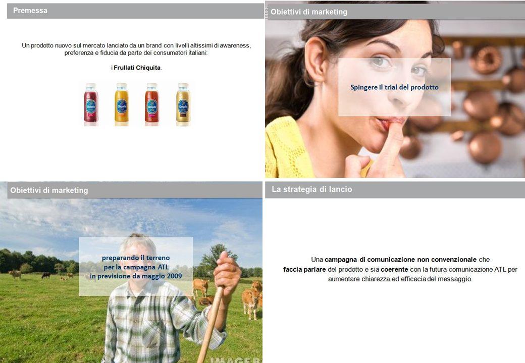 nowavailable per Chiquita33 La campagna unconventional: social network e Girl Geek Dinner Per alimentare il passaparola sarà usato come touchpoint anche Facebook, con la creazione di una pagina dedicata al prodotto che ne annuncerà larrivo in Italia, e dellapplicazione* Invia un frullato ad un amico.
