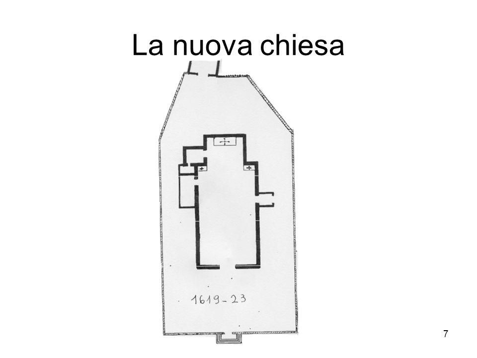 7 La nuova chiesa