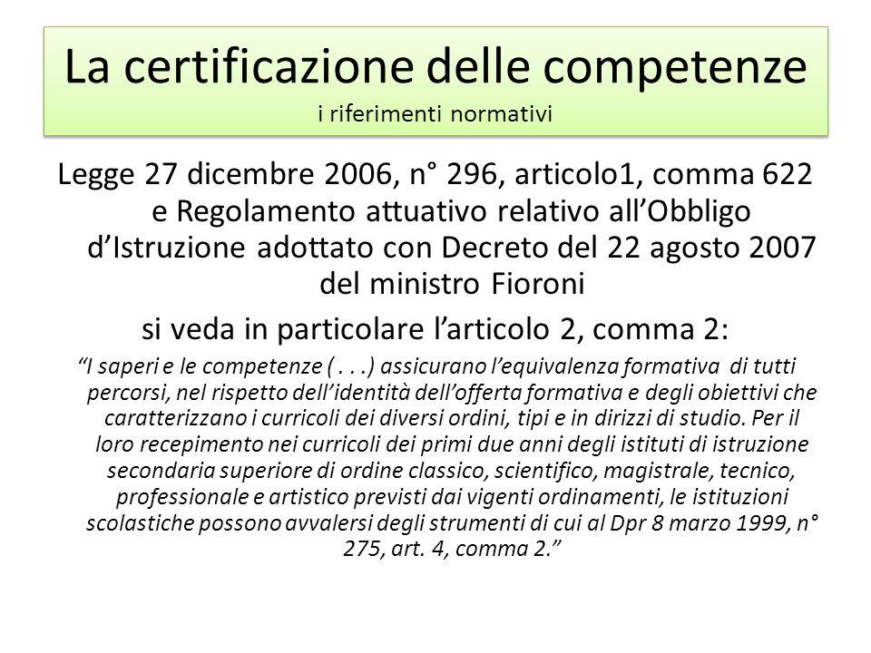 inoltre IL REGOLAMENTO ART.10, c.