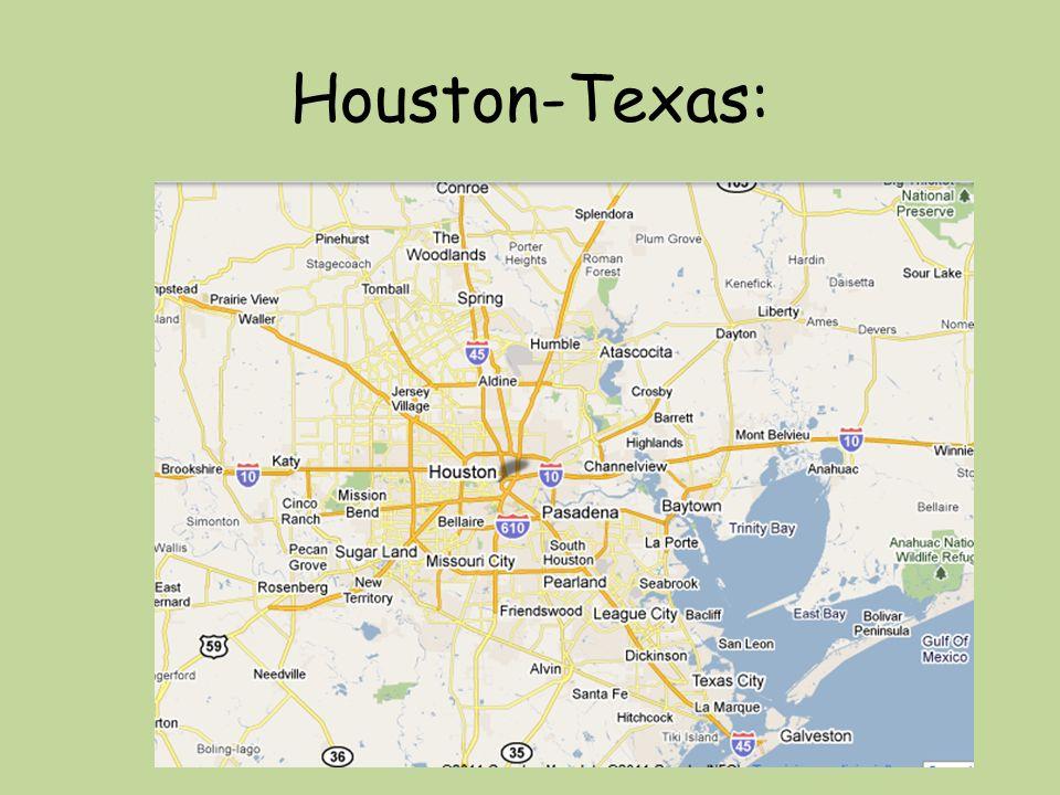Houston-Texas: