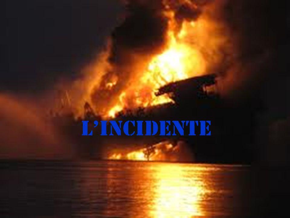 20 aprile 2010 Deepwater Horizon, esplosione del Pozzo Macondo 11 morti 17 feriti su 126 persone Dinamiche dellincidente
