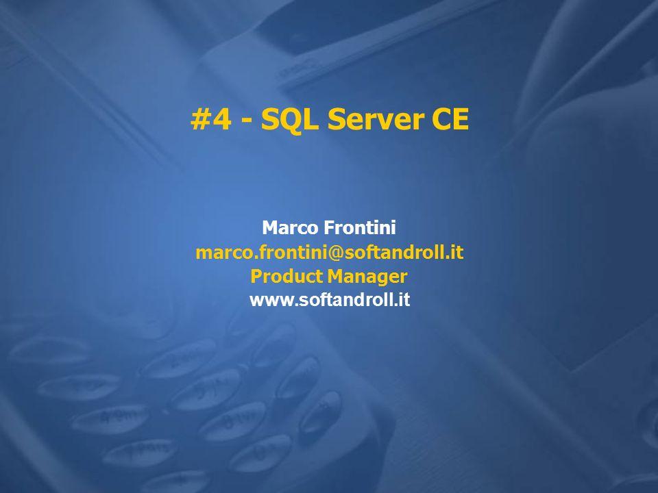 Configurazione Server-Side DEMO #2 Creazione di una pubblicazione