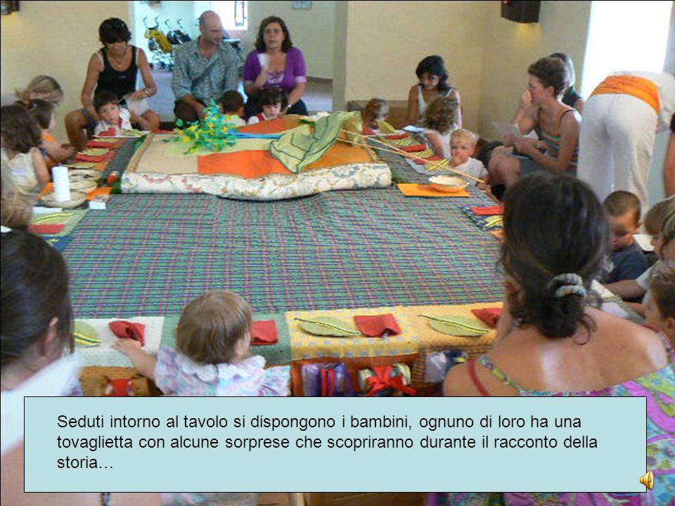 Sfinfera nel Vento è un progetto dedicato ai bambini di età prescolare ed ha come finalità la creazione di spettacoli sensoriali ed interattivi che fa