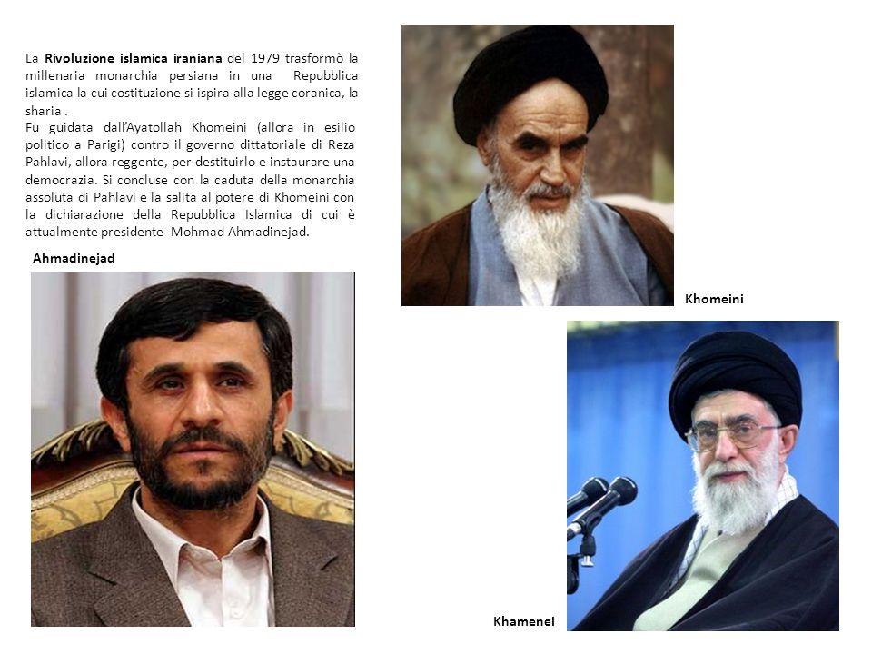La Rivoluzione islamica iraniana del 1979 trasformò la millenaria monarchia persiana in una Repubblica islamica la cui costituzione si ispira alla leg