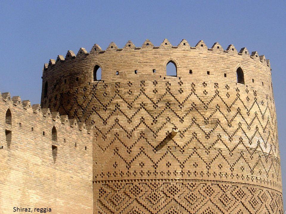 Shiraz, reggia