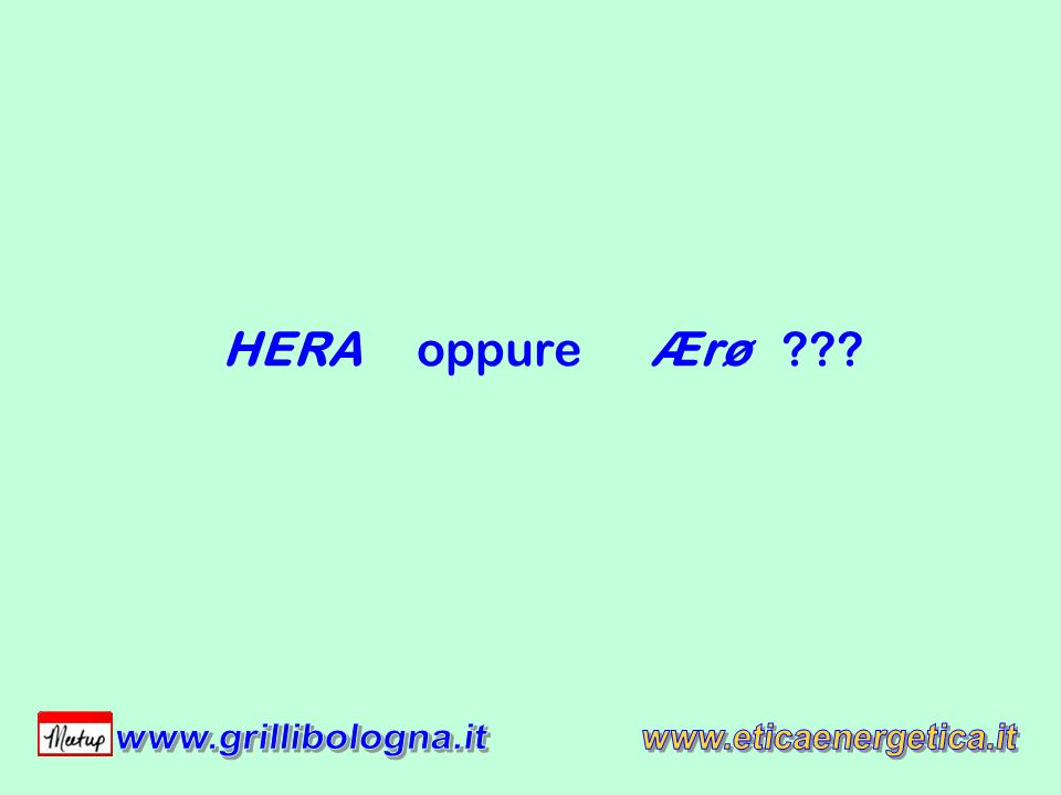 HERA oppure Ærø