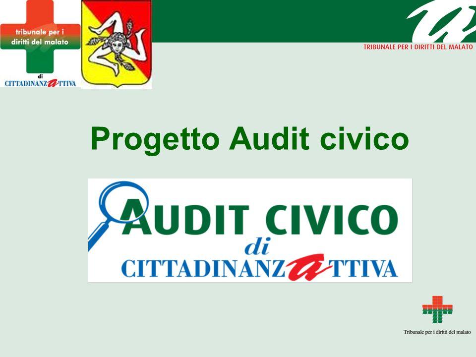 Progetto Audit civico