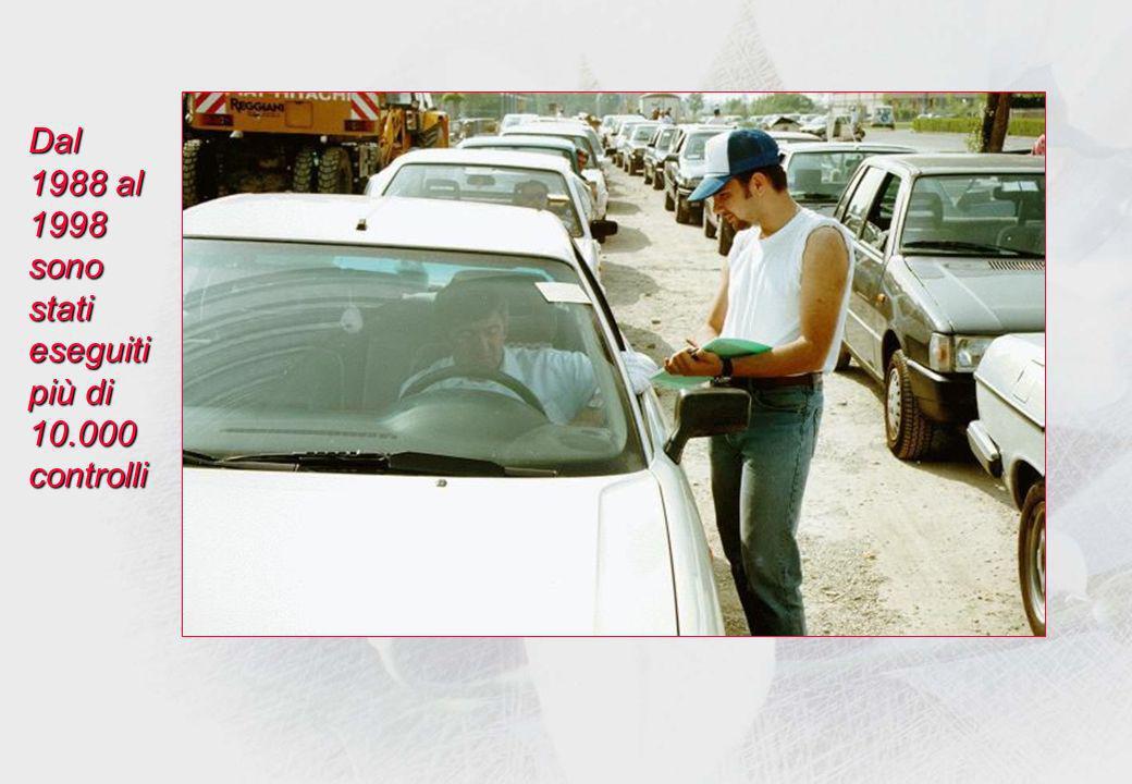 Campagne di controllo dei gas di scarico degli automezzi
