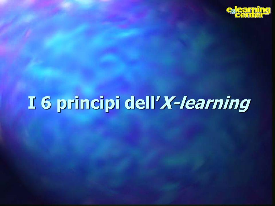 I 6 principi dellX-learning