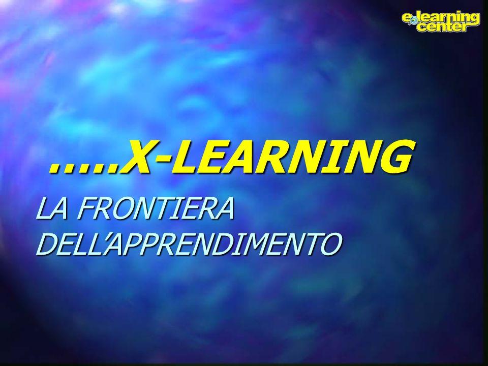 …..X-LEARNING LA FRONTIERA DELLAPPRENDIMENTO