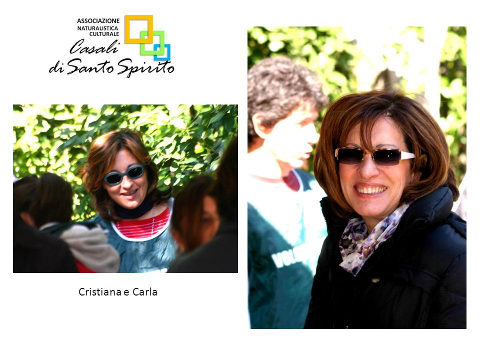 Cristiana e Carla