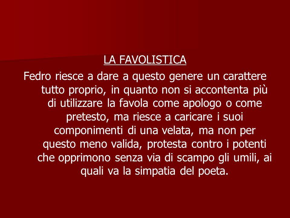 Escludendo le opere di Seneca e di Petronio i generi che maggiormente si diffondono durante letà dei giulio-claudia sono: la favolistica, la satira, l
