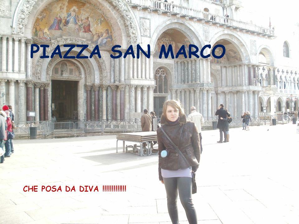 PIAZZA SAN MARCO CHE POSA DA DIVA !!!!!!!!!!!!!