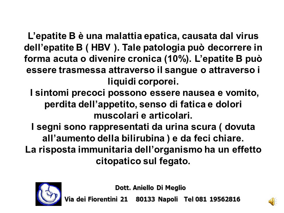 Lepatite B è una malattia epatica, causata dal virus dellepatite B ( HBV ).