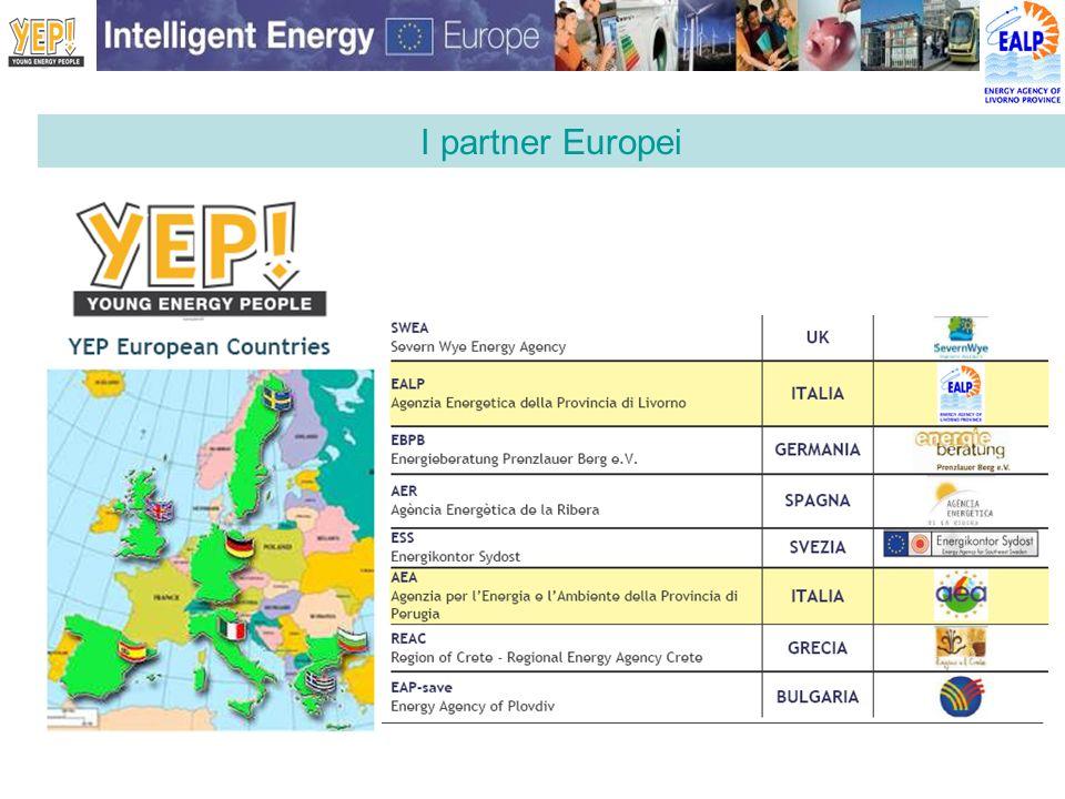 I partner Europei